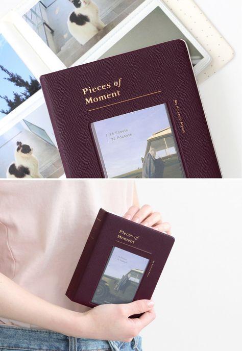 002792b99d7ad Instax Mini Album / Business Card Book / Photo Album / Polaroid ...
