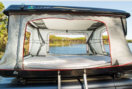 Howling Moon S Lunar Hard Shell Rooftop Tent Roof Top Tent Top Tents Tent