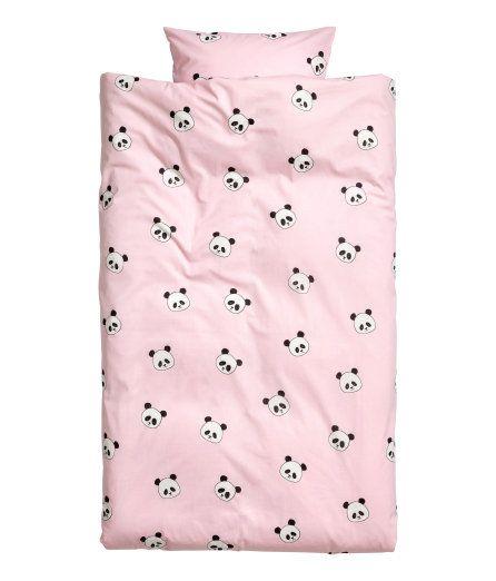 Sieh S Dir An Bettwasche Aus Feinfadiger Baumwolle Mit Musterdruck Ein Kopfkissenbezug 30s Garn Fadendichte 144 Leinenbettwasche Bettbezug Kopfkissenbezug