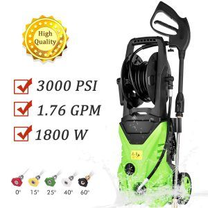Top 10 Best Gas Electric Pressure Washers For Sale Reviews In 2020 Best Pressure Washer Electric Pressure Washer Pressure Washer