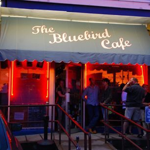 Nashville's Bluebird Cafe is on Rolling Stone's list of Venues That Rock - The Best Music Clubs in America. We agree.