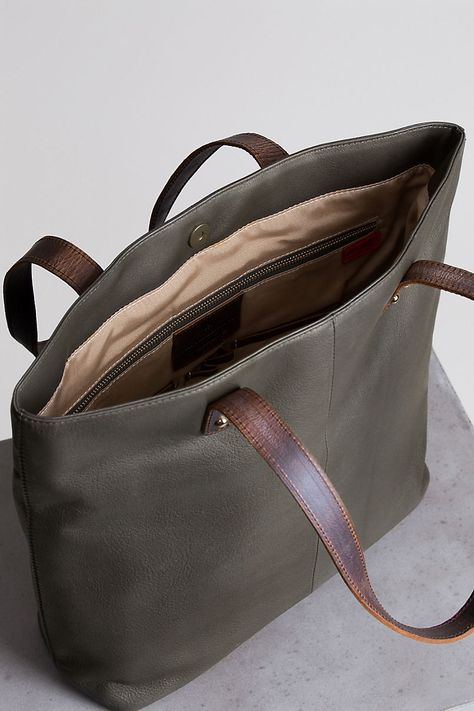 Aurora Leather Tote Bag  8075880008679