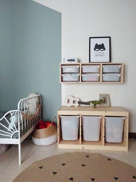 Une Chambre Pour 2 Enfants Avant Apres Une Chambre Pour 2