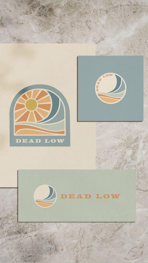 Shop Dead Low branding