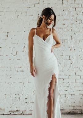 Katie May Wedding Dresses Prague Gown Wedding Dresses Lace Wedding Dresses Long Wedding Dresses