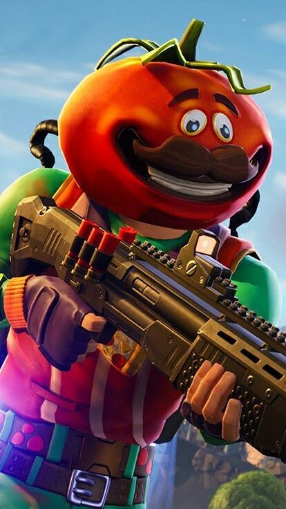 tomato town/tomato temple | fortnite in 2019 | Gaming wallpapers