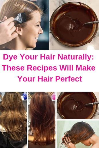 According To Studies About 65 Of Women Dye Their Hair So You Are Probably One Of Those Who Re Natural Hair Styles Natural Hair Dye Brown Homemade Hair Color