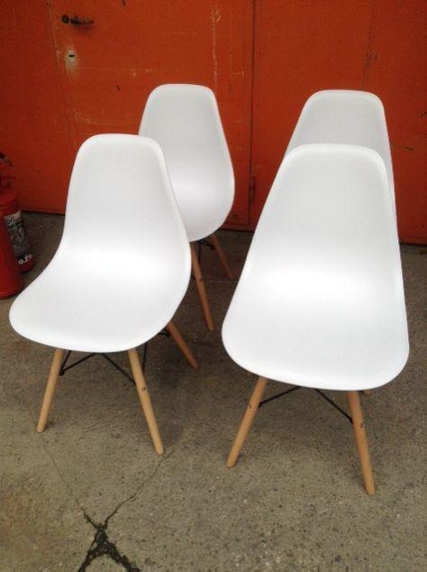 Sedie Di Design Usate.Set 4 Sedie Design Niente Di Nuovo Usato Antichita E