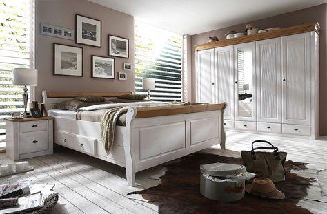 Schlafzimmer Komplett Billig. Die Besten 25+ Bett Weiß 180X200