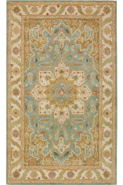 Norwich Area Rug Wool Blended Rugs