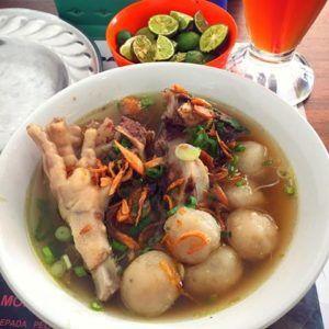 Resep Cilok Goang Kuah Pedas Khas Tasikmalaya Food Chicken Meat