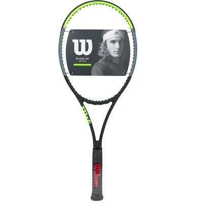 Advertisement Ebay New Wilson Blade 98 18x20 V7 Tennis Racquet Grip Size 4 3 8 In 2020 Racquets Tennis Racquet Tennis Racquet Bag