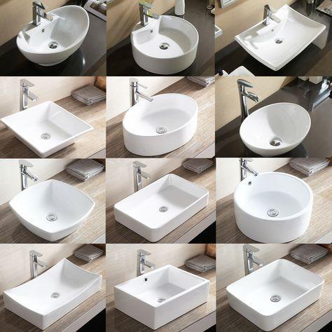 22+ Porcelain vanity sink ideas