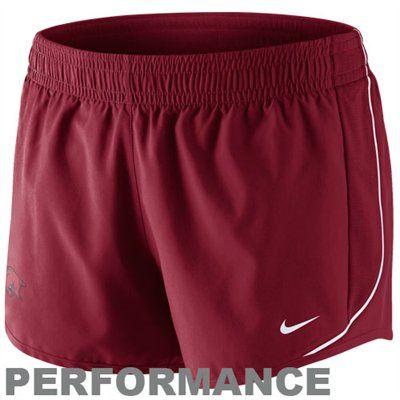 71943b7b4e Clemson Tigers Nike Women's Tempo Shorts – Black | Orange/Black Tiger Stripe  | Nike women, Gym shorts womens, Women