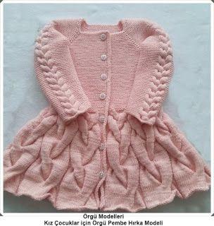 Amigurumi Bebek Ceketi Yapımı - Örgü Modelleri | 320x304