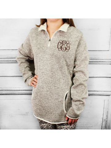 Something You - NORTH HAMPTON CHARLES RIVER SCOOP NECK SWEATSHIRT ...