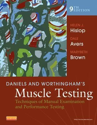 Pdf Download Daniels And Worthingham S Muscle Testing Techniques Of Manual Examination And Perfor Muscle Testing Testing Techniques Manual Muscle Testing