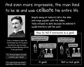 Who Invented The Light Bulb Thomas Edison Right Wrong Nikola Tesla Tesla Funny Dating Memes