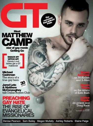 Gay Times June 2014 - www.gtdigi.co.uk