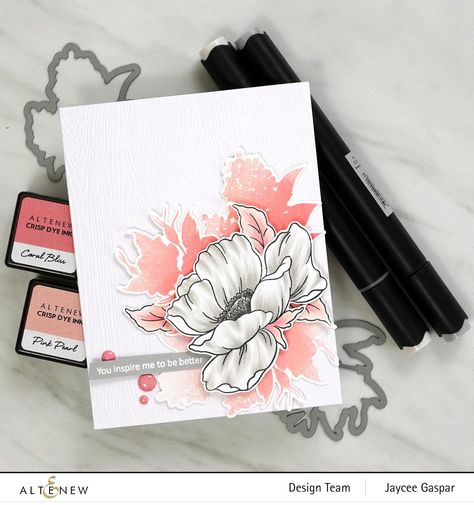 Pin By Khyati Kothari On Altenew Altenew Cards Bullet Journal Stickers Journal Stickers