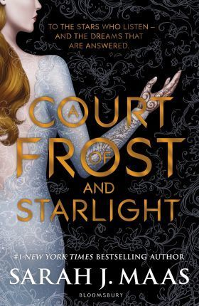Review A Court Of Frost And Starlight Sarah J Maas Con