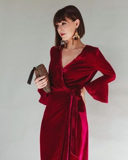 Christmas Dinner Dresses.15 Christmas Dinner Outfits That Are Sure To Impress Style