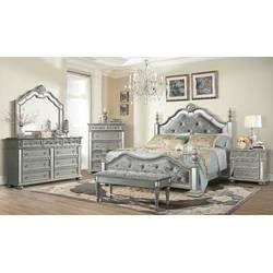 Fleur De Lis Living Randell Standard Configurable Bedroom Set Reviews Wayfair Bedroom Set Bedroom Sets 5 Piece Bedroom Set