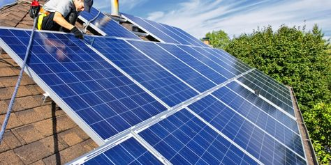 Half Of Germany S 53 000 Megawatts Of Renewable Energy Is Locally Owned Solar Roof Solar Panels Solar Panel Cost