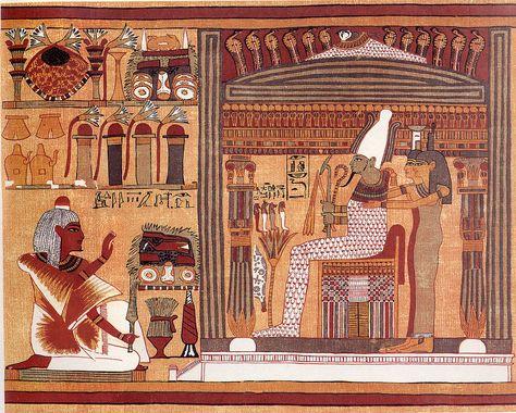 Le Livre Des Morts Des Anciens Egyptiens Musee Virtuel