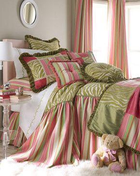 Velvet Couture - traditional - bedding - Neiman Marcus