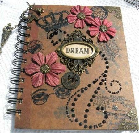 Journal Card Mini Album Plan To Use It To Keep My Unmounted Stamp