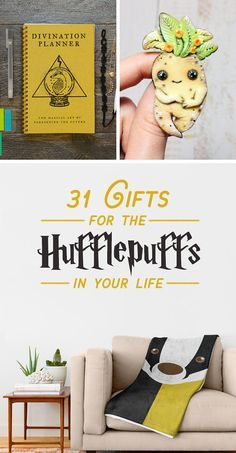 31 Gifts That Will Make Any Hufflepuff Love You Forever Harry