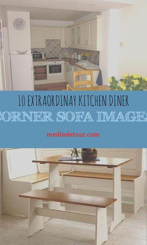 10 Extraordinay Kitchen Diner Corner Sofa Images Di 2020