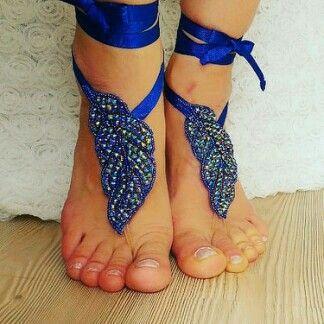 d085ad6f0018b2 List of Pinterest barefoot sandals wedding rhinestones steampunk ...
