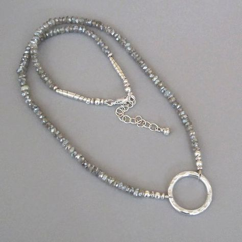 925 Sterling Silver Rhod-plat 10-11mm White Rice Freshwater Cultured Pearl Necklace 16.5 Inch