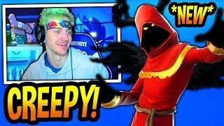 Ninja Reacts To New Cloaked Shadow Ninja Skin Epic Fortnite