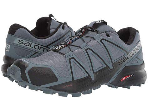 Salomon Speedcross 4 Men's Shoes Stormy WeatherBlackStormy