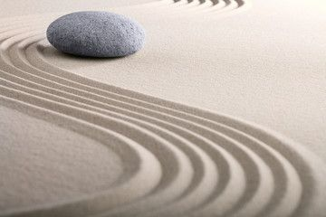 Zen Sand Stone Garden Zen Garden Zen Sand Garden Zen Background