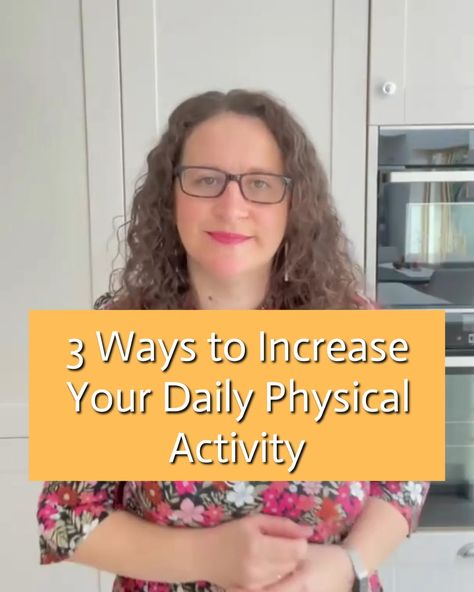 3 Ways to Increase Your Daily Physical Activity🚶‍♀️🚶‍♂️💪🌱 If you want to learn more about Kangen Water, contact me, because you can only buy it through a sponsor! Contact me on: hello@healthylifeside.com #healthylivinginsideandout🌱 #healthylivingforlife #wellnesstip #healthylivinggoals #healthylivingcommunity #healthylivingmotivation #healthylivinghealthylife #healthylivingrules #healthylivingfood #healthylivingworks #healthylivinginspo #healthyliving101 #healthylifestyletips