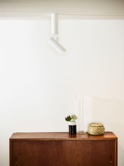 Greg Ceiling Spotlight O 5 Cm Led 1x13w 2700k White Spot Led Led Lampe De Plafond
