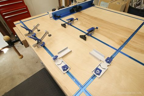 Marvelous List Of Pinterest Track Saw Table Work Benches Ideas Track Onthecornerstone Fun Painted Chair Ideas Images Onthecornerstoneorg