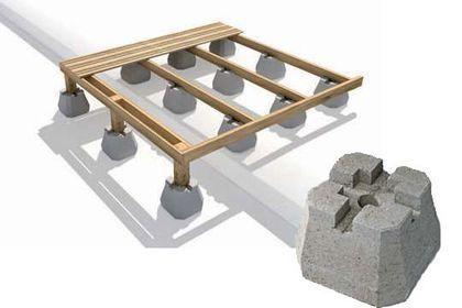 Terrasse : pose facile pour les nouvelles dalles - #: #DALLES #facile #Les #nouvelles #Pose #pour #Terrasse