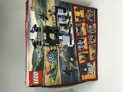 Lego Marvel Super Heroes Infinity War Corvus Glaive Thresher Attack 76103 Marvel Movies Avengers Lego Marvel Super Heroes Lego Marvel Marvel Avengers Movies