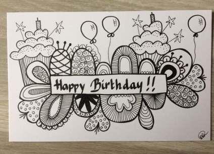 53 trendy birthday karte malen #birthday