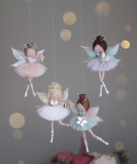 dream catcher, wood elf, natural materials, woolen fairies, decor,wool fairy, needle felted doll, needle felted fairy, decor in girls room, gift for daughter, handmade dolls, wool toys, felting