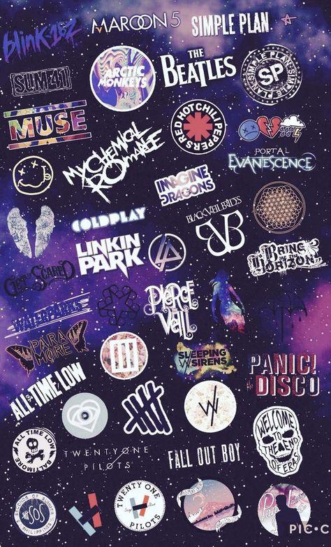 Emo band wallpapers