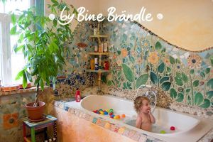 Mosaik Badezimmer Mosaik