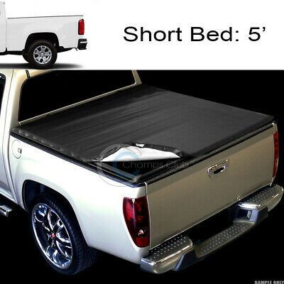 Sponsored Ebay Snap On Tonneau Cover Fits 15 19 Chevy Colorado Gmc Canyon Crew 5 60 Short Bed In 2020 Tonneau Cover Gmc Trucks Sierra Chevy Silverado