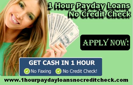Obtain Cash In Just An Hour For Unexpected Cash Desires..........