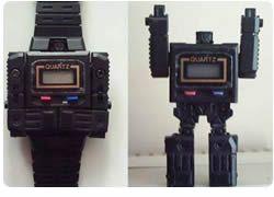 buffet menos Haciendo  Reloj Transformer | Reloj, Transformers para colorear, Relojes geniales